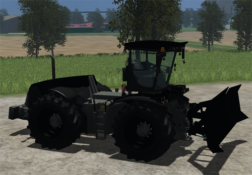 CLAAS Xerion 5000 Black Silage Edition Pack