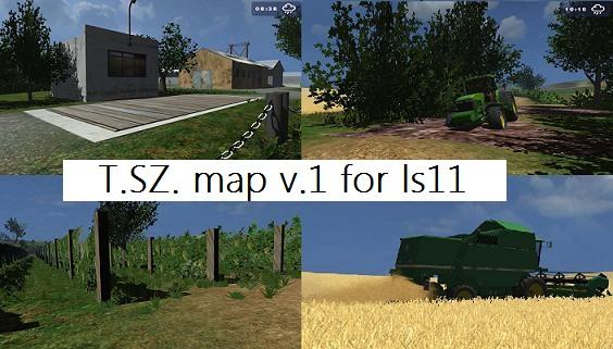 T.SZ. map v.1