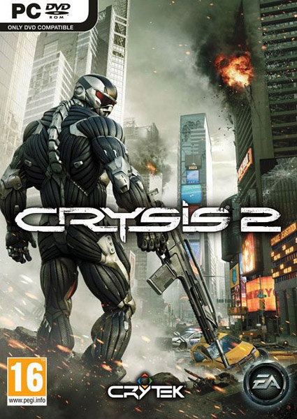CRYSIS 2 (2011/ENG/MULTI5/BETA)